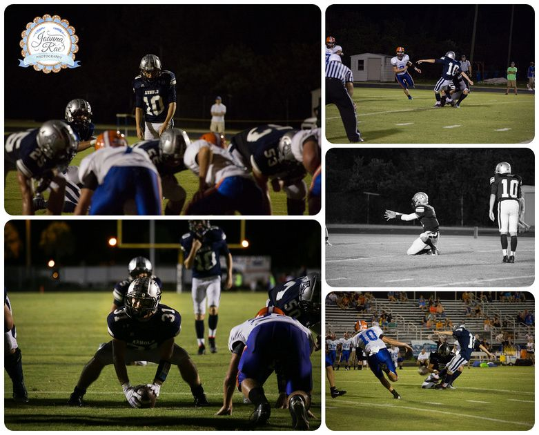 Friday Night Lights Arnold High School vs. Freeport