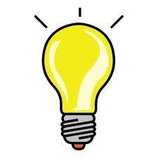 Deco Para Caja De Luces Imagenes De Focos Focos Dibujos Bombilla De Luz