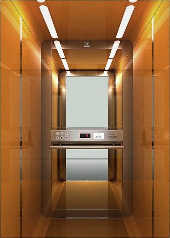 三菱エレベーター エスカレーター 納入事例 淀屋橋東京海上日動ビルディング 三菱電機 Elevation Design Detail