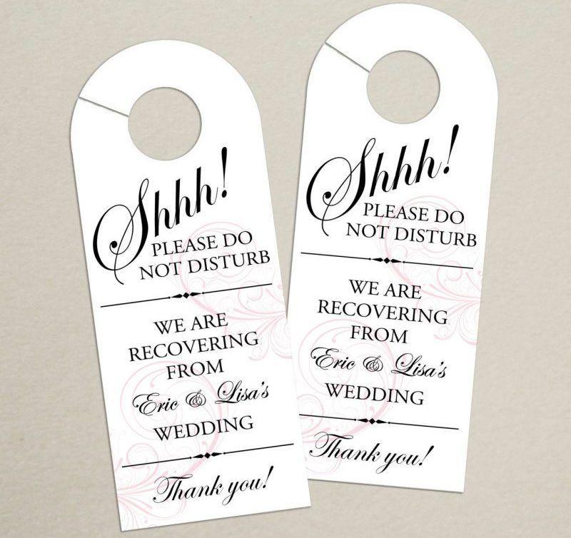 Door Hanger Template Souvenir Door Hanger Template Pinterest - Wedding door hangers template
