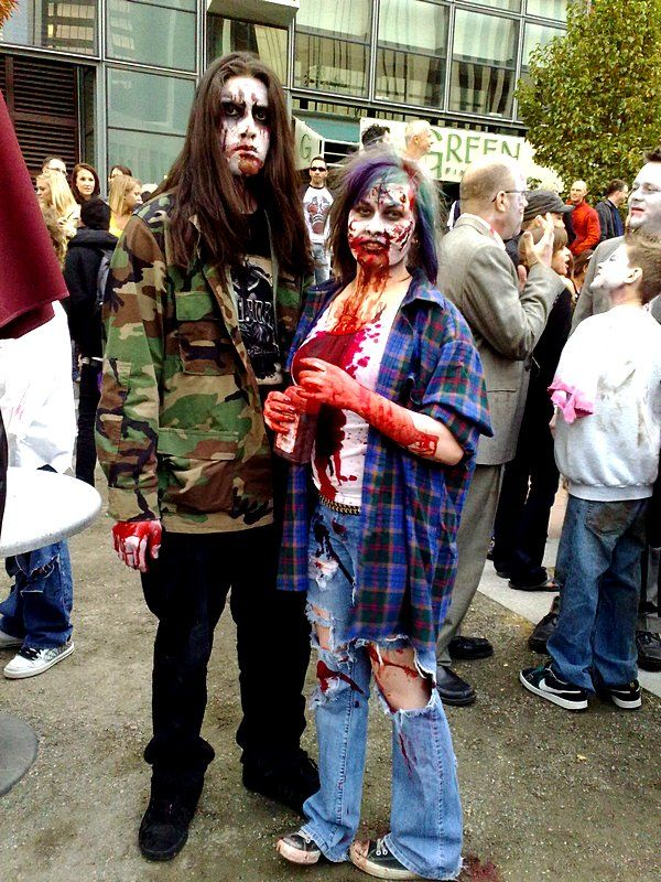 Zombies ..
