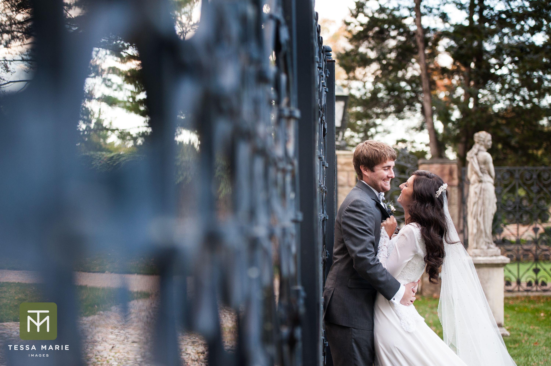 Mila kunis wedding dress  Tessa Marie Images tessamarieimages  BLACK TIE  CITY