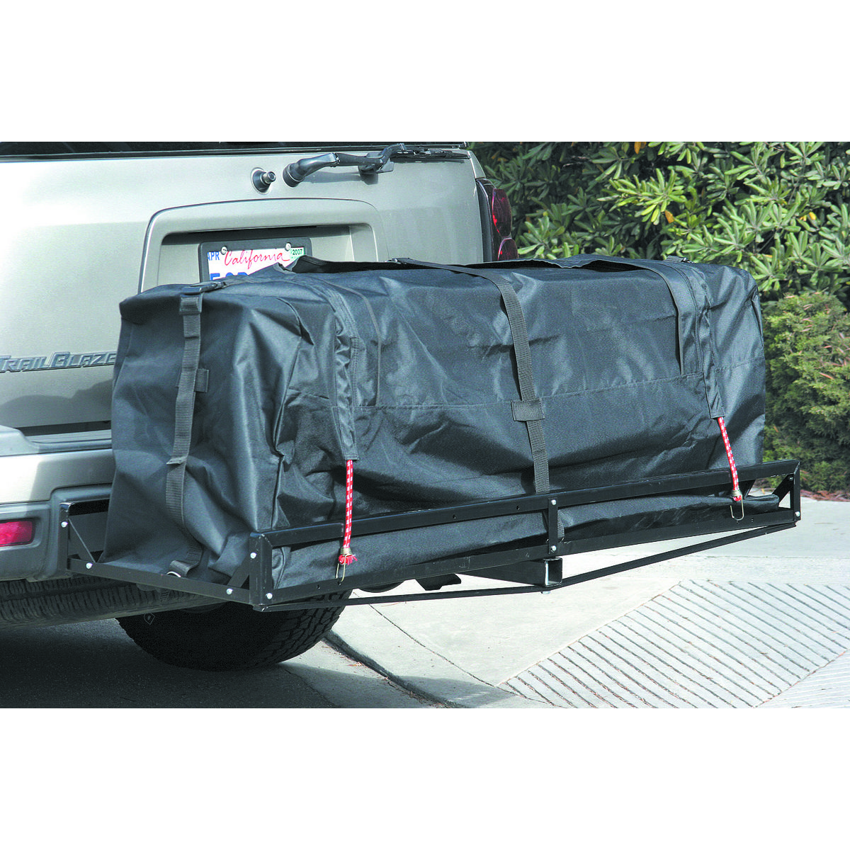 54 1 2 In Expandable Nylon Cargo Carrier Cover Disabilities