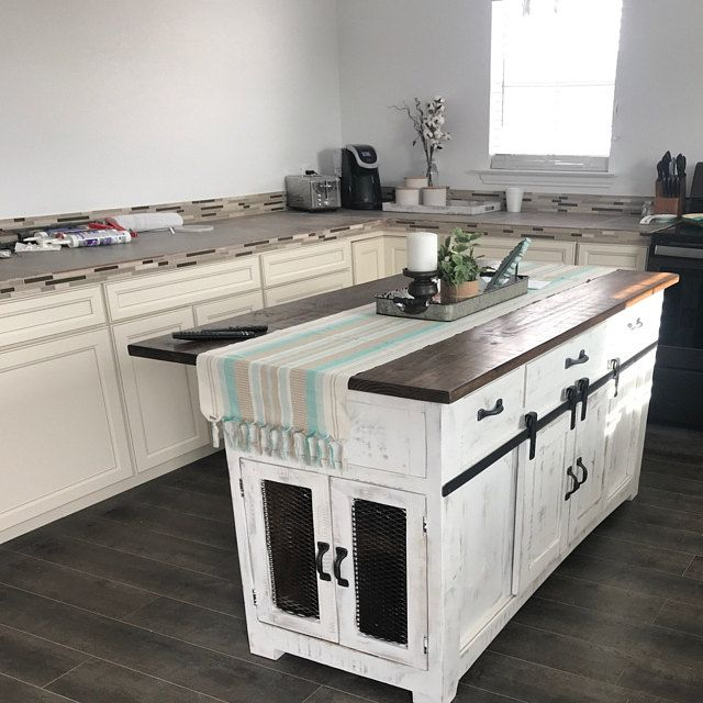 Rustic Solid Reclaimed Wood 70 Inch Tv Stand Media Center Sideboard With 4 Doors And Shelves In 2020 Rustic Kitchen Cabinets Wood Console Pallet Kitchen Cabinets