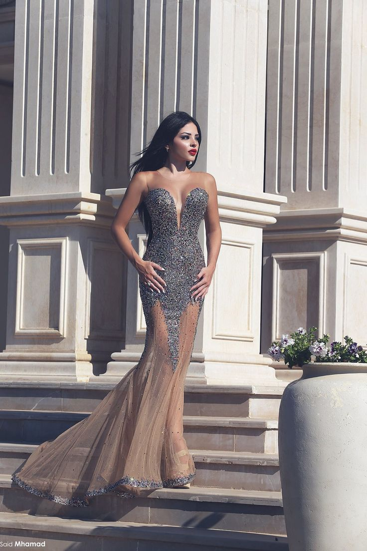 Champagne prom dresseschampagne prom dresssexy prom dressprom