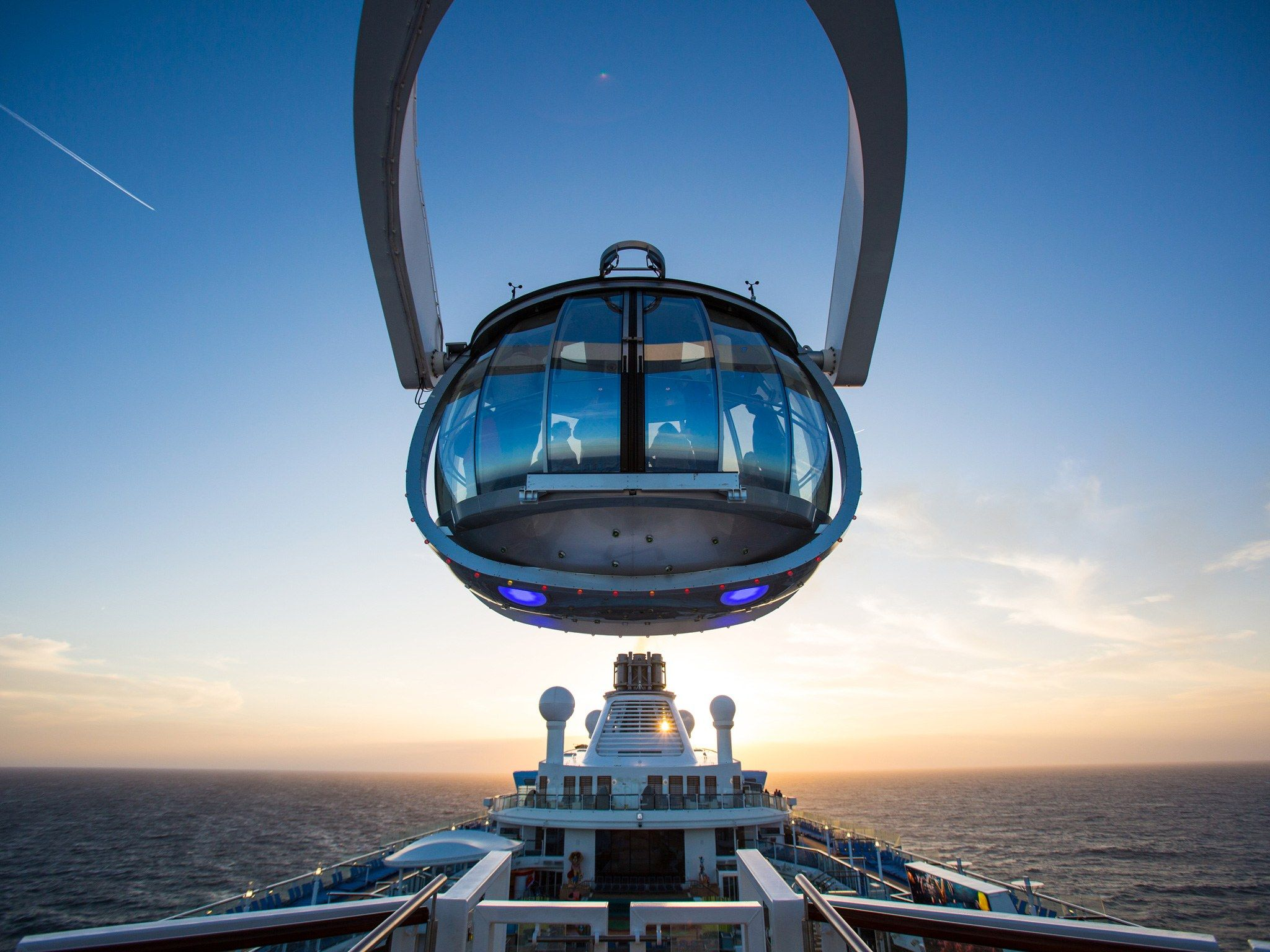 The 12 Most Over-the-Top Cruise Ship Amenities | Cruise