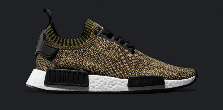 Is the Adidas NMD_R1 Olive Camo the one for you? Coming 9th April.  http://ift.tt/1PH9p5D