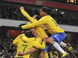 The Clash of the Footbal Titans: QNET sponsoring International Football Italy V Brazil!