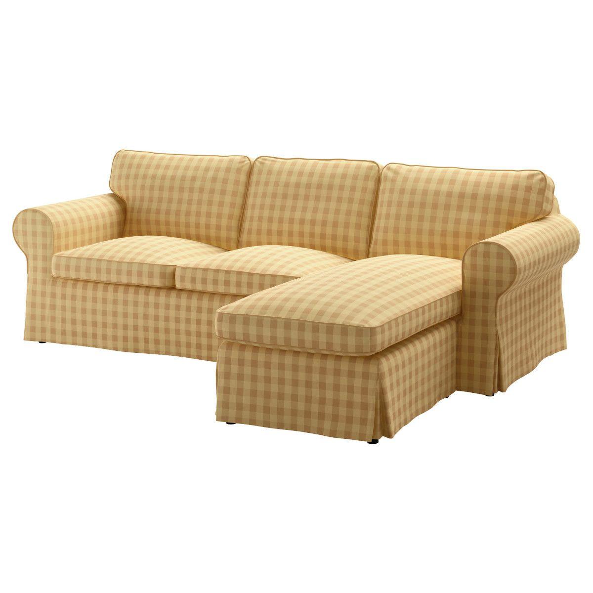 Faszinierend 2 Sitzer Sofa Mit Recamiere Sammlung Von Ektorp, 3er-sofa, Récamiere Skaftarp, Gelb Jetzt Bestellen