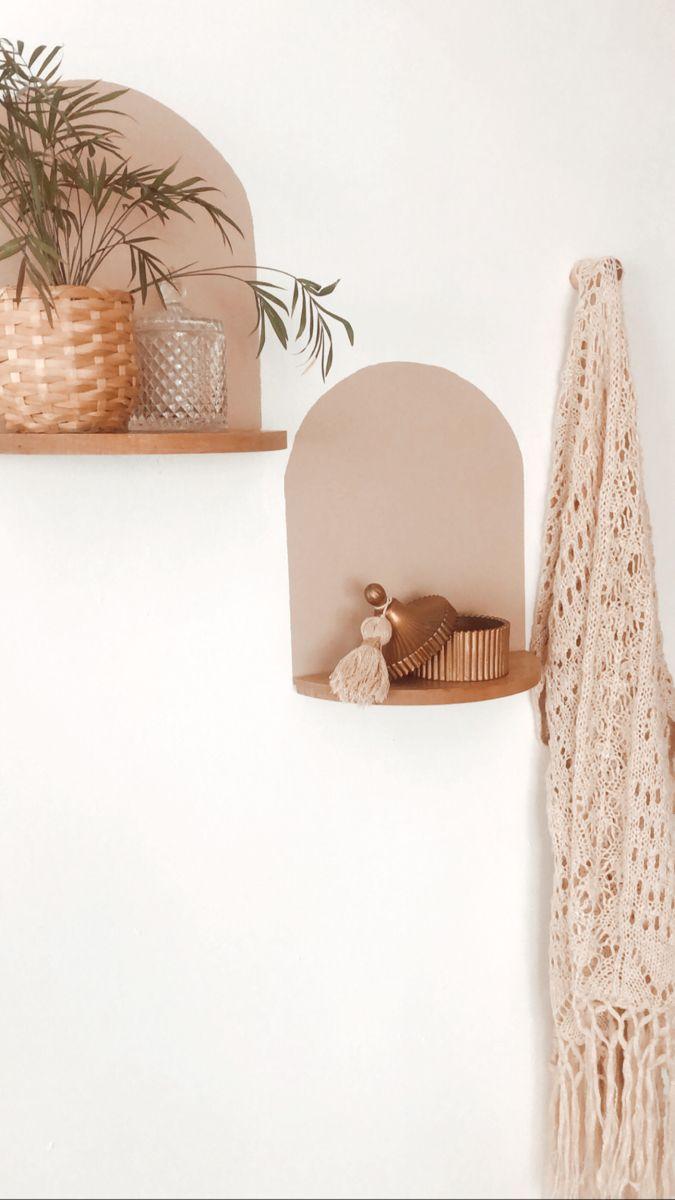 Mini arch #diy #walldecoration #diyhomedecor #arch