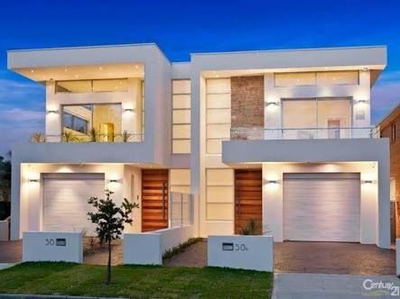 Villa Duplex Design image result for modern duplex designs | house in 2018 | pinterest