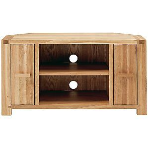 da2e7eb2d228 John Lewis Monterey Corner TV Unit | Furniture | Tv entertainment ...