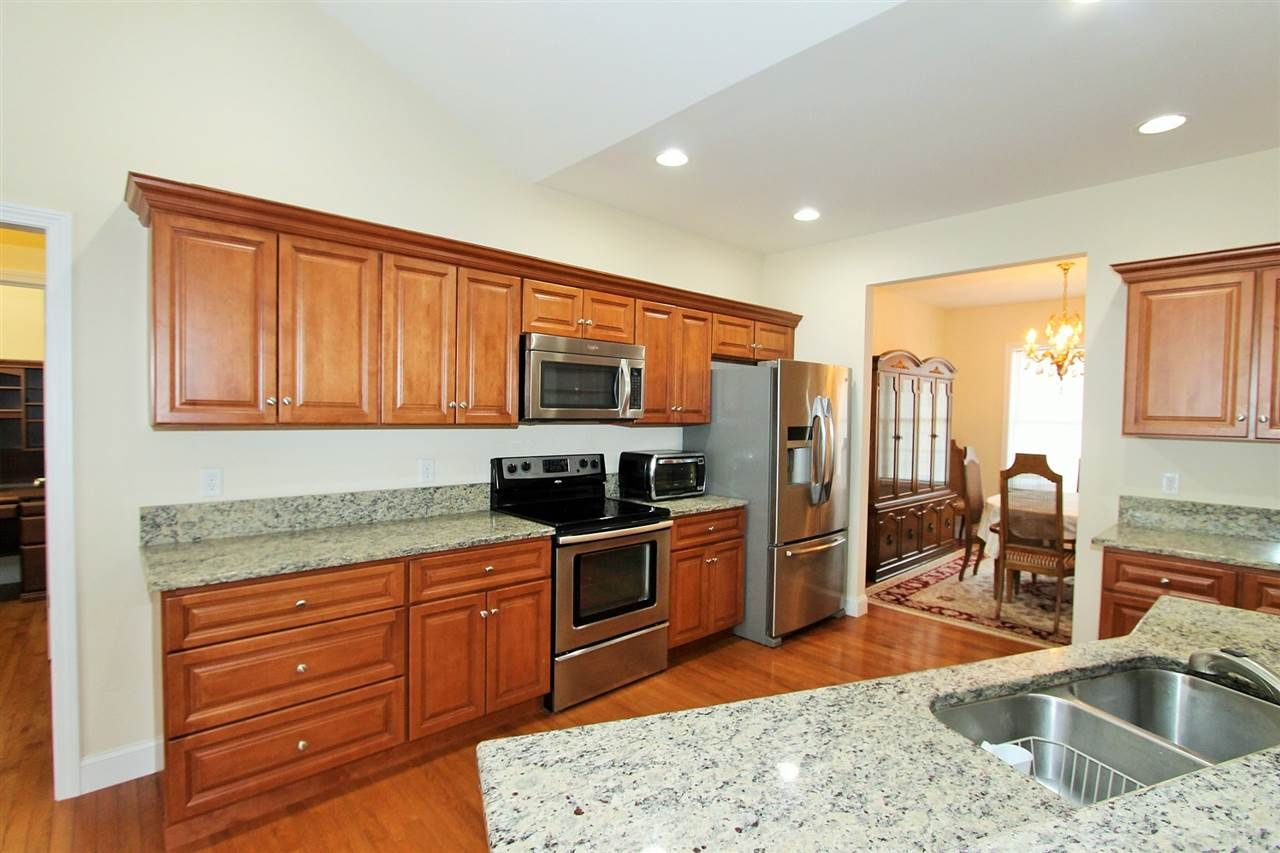 The Monahan Group Club House Home Kitchen Cabinets