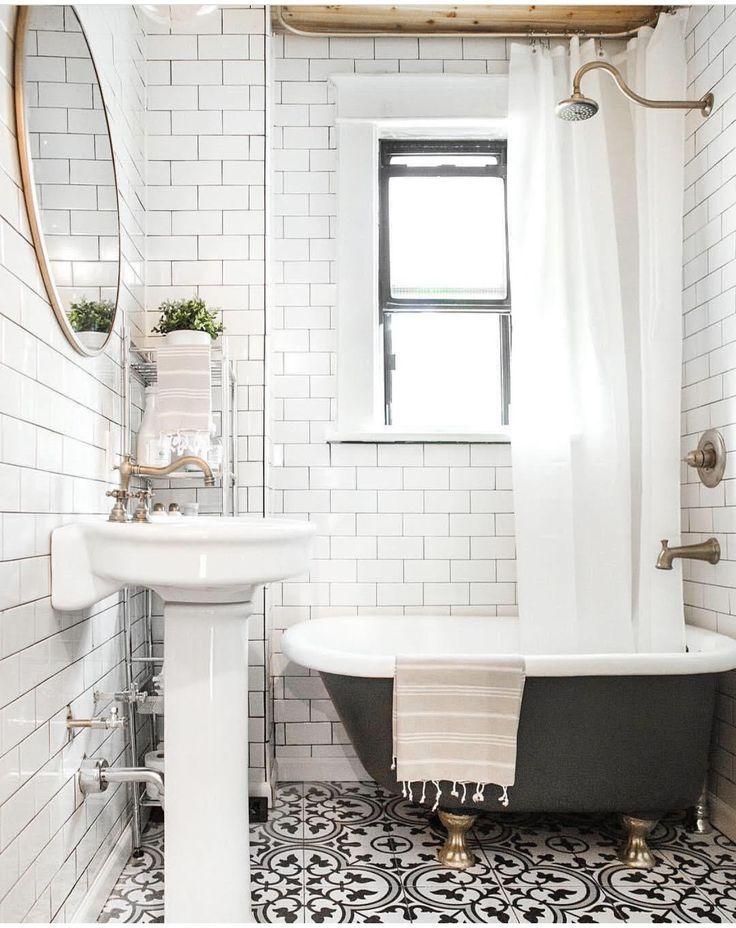 Bathroom Future Pinterest Baños, Departamento de soltera y - departamento de soltero moderno pequeo