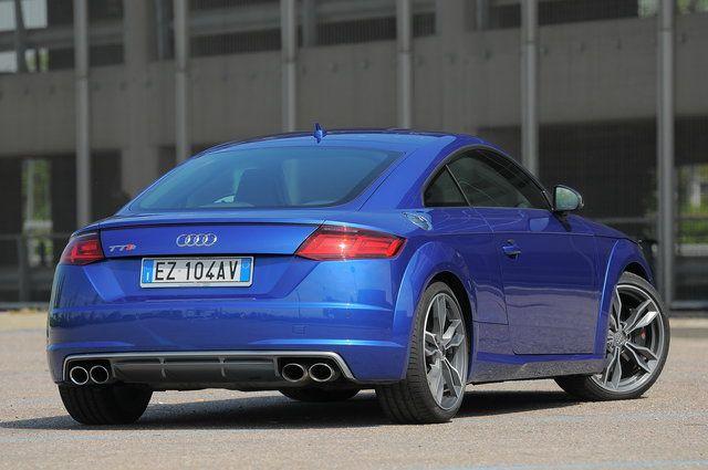 Audi tt 2.0 tfsi opiniones