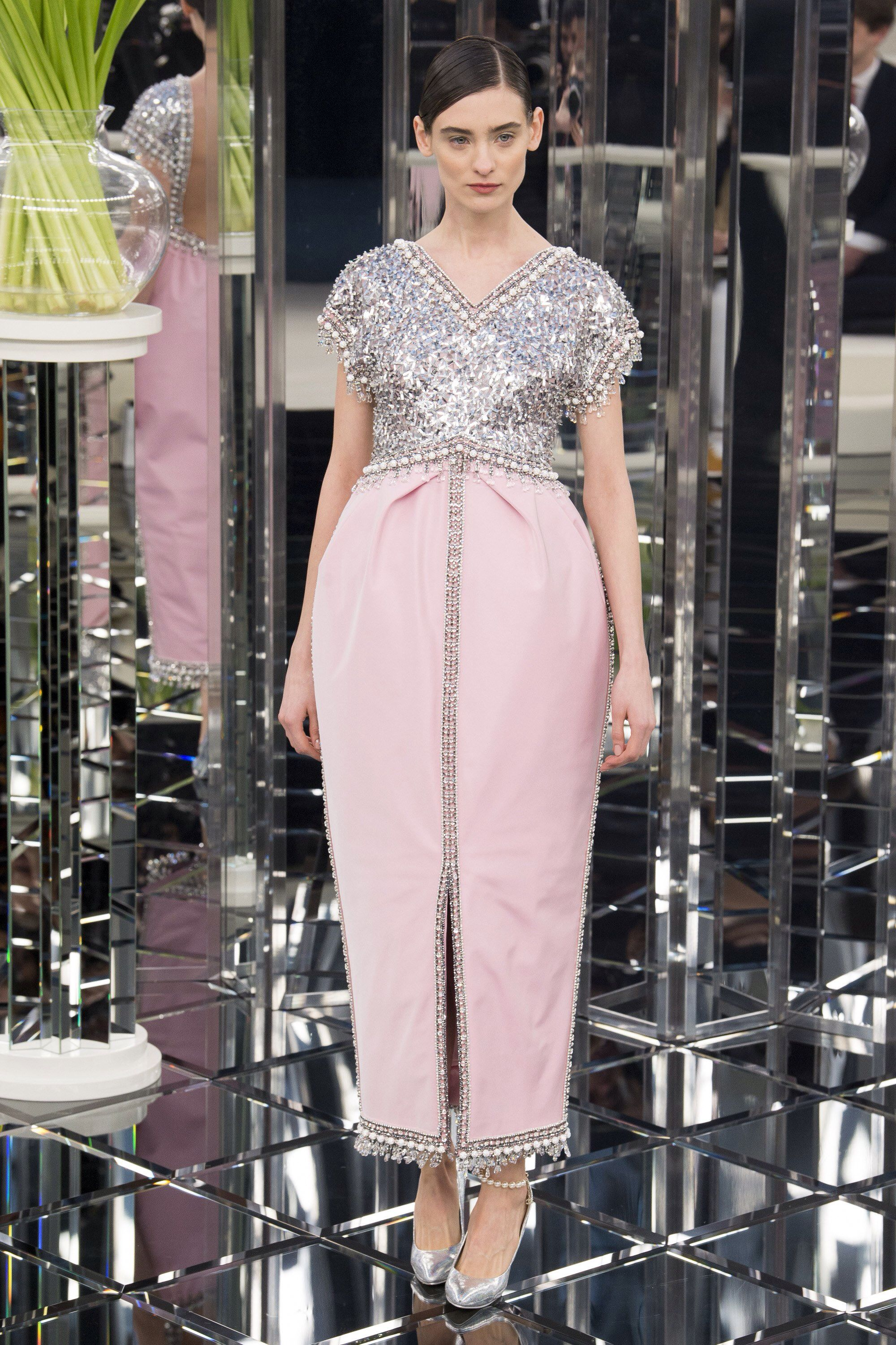 Chanel Haute Couture Spring Summer 2017 Collection Chanel Spring 2017 4a08baee47cf