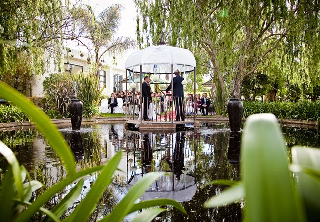 Affordable wedding venues cape town winelands