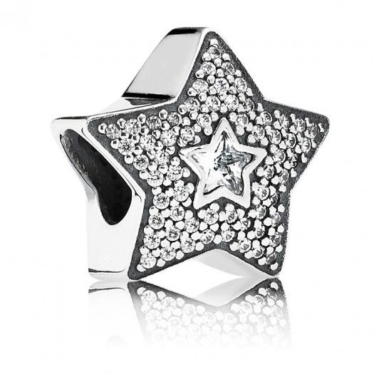 Pandora Pave Wishing Star 791384CZ for sale at Beadazzle with free delivery | 791384CZ