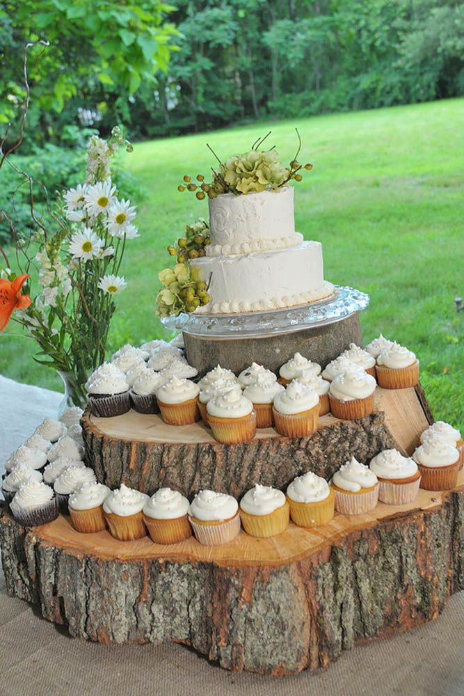 45 Totally Unique Wedding Cupcake Ideas Cupcake stand