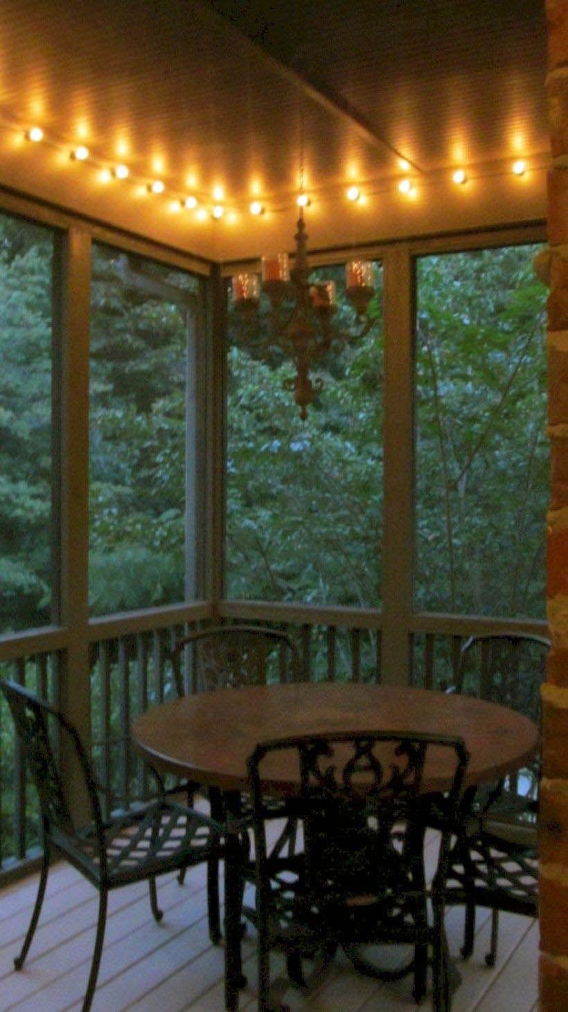 Extraordinary Green Porch Lights For Veterans You Ll Love Porch Makeover Patio Porch Lighting