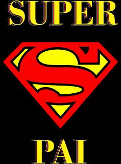 Emblemas Super Pai Grátis para Baixar
