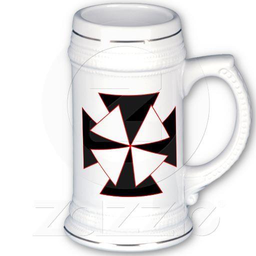Multi Cross Stein Mug