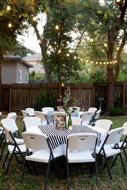 Backyard Birthday Party: For the Guy in Your Life ...