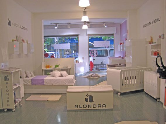 3bf778bbf Alondra shop in shop in Mallorca