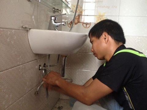 Thợ sửa chữa điện nước tại quận Nam Từ Liêm 24h | Sữa chua, Quần ...