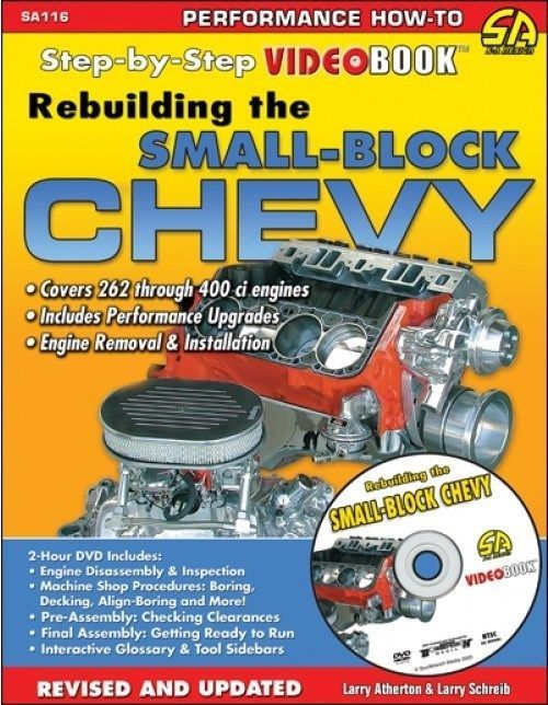 Details about Chevy V8 Performance Guide 400 350 327 305 283