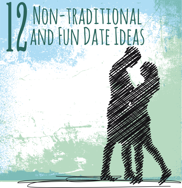 12 non-traditional and fun date ideas | holiday fun, Ideas