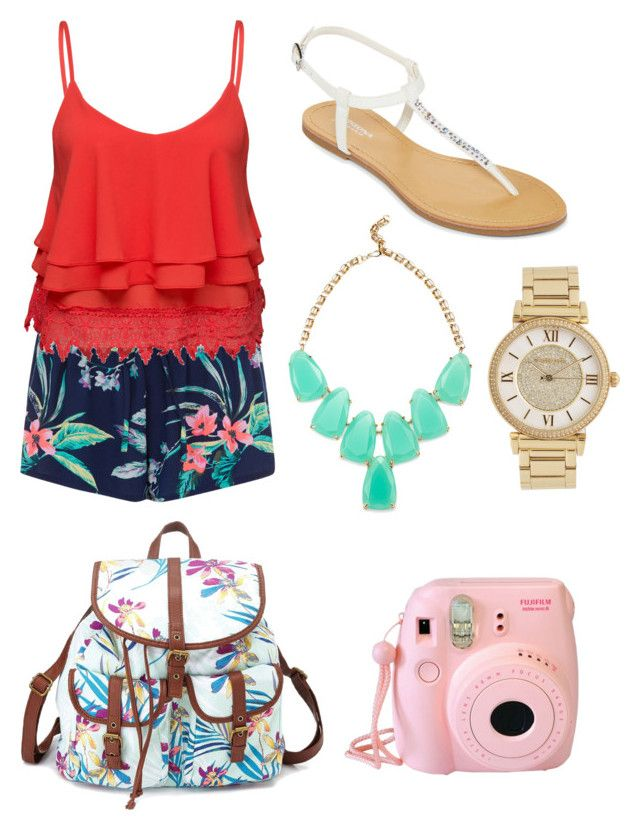 """""""Just arrived to Hawaii ☀️"""" by chloebeauty101 ❤ liked on Polyvore"""