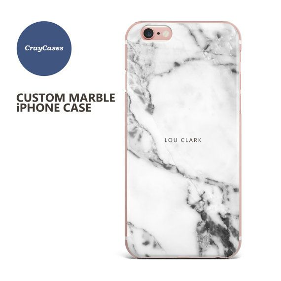iphone 7 plus cases marble personalised