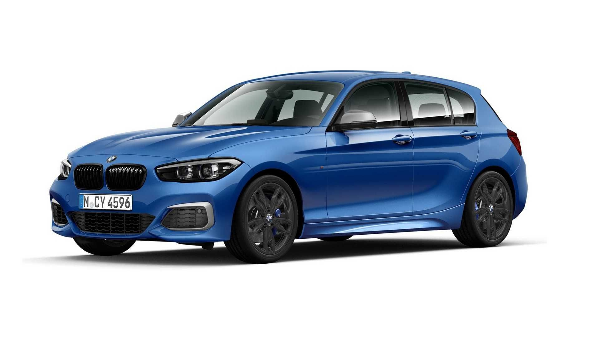 The 2019 Bmw M140i Finale Edition Is Your Last Chance To Get This
