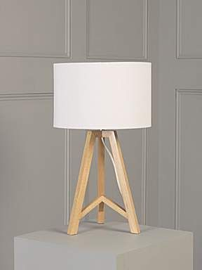 Linea Tripod Table Lamp House Of Fraser