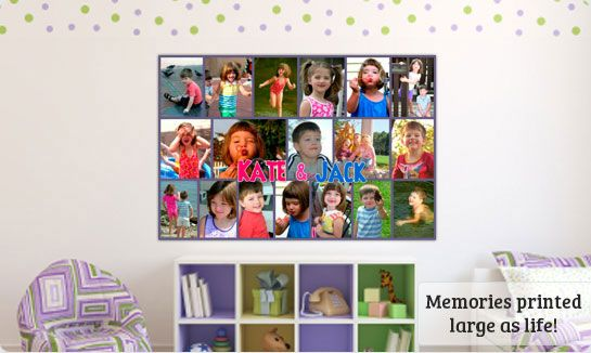 Photo Collages Online Posters Photo Collage Maker Free Poster Printables
