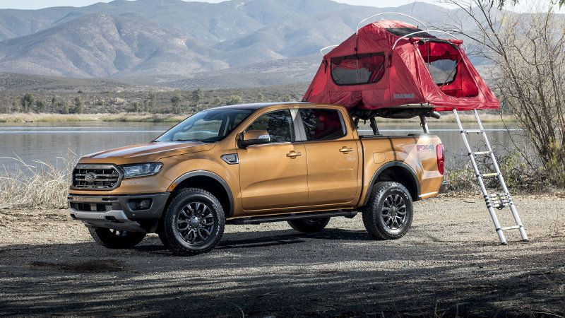 Ford recalls 2019 Ranger due to possibility of electrical