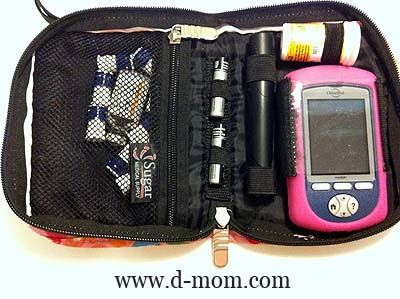 D Mom Tested New Omnipod Bag From Sugar Medical Supply