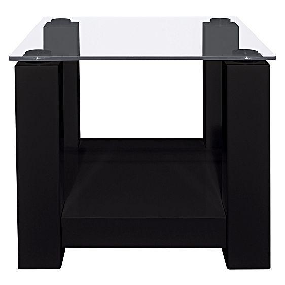 Winnie Black Side Table by Bonavista Interiors