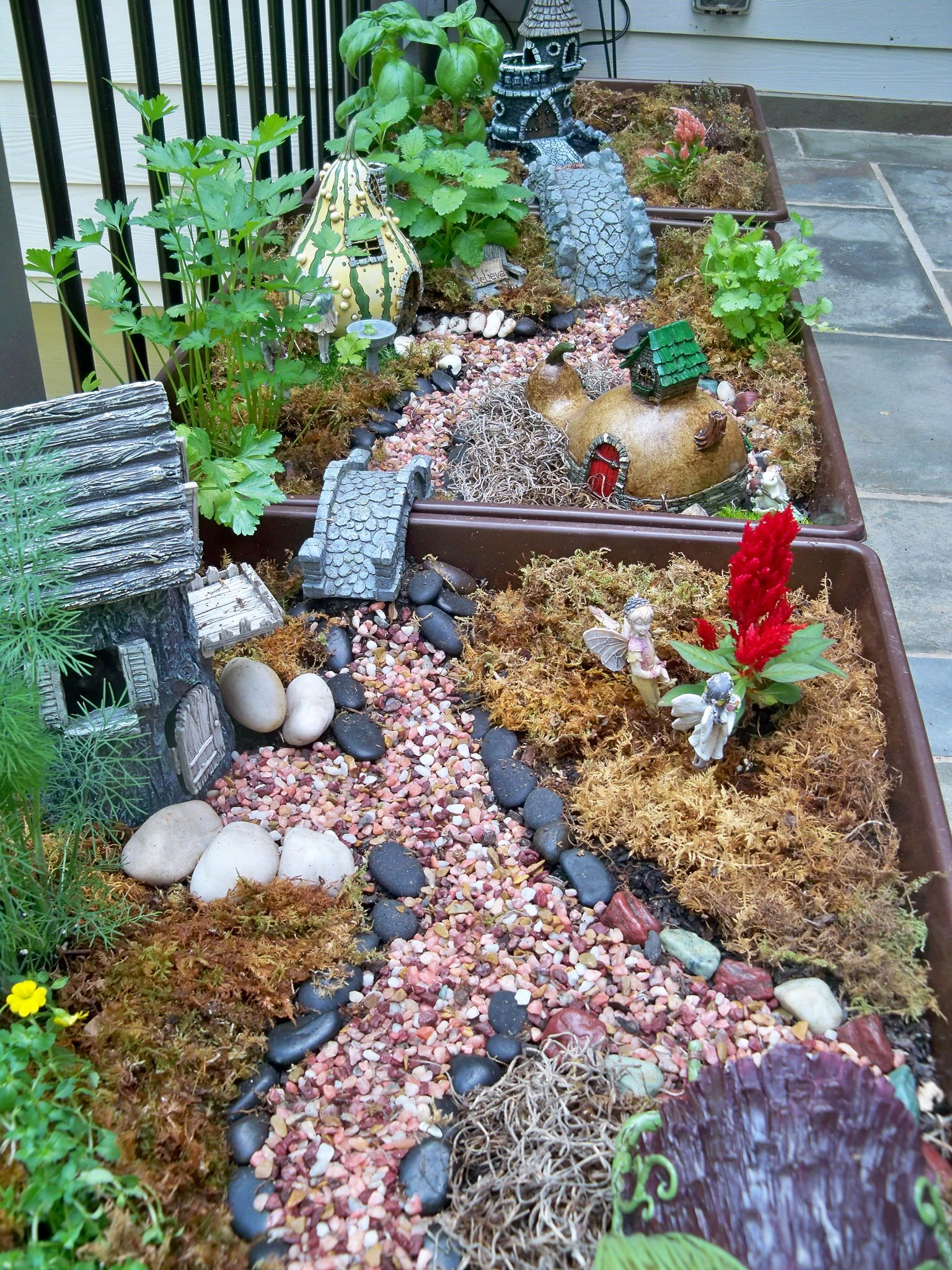 Medium Crop Of Cute Fairy Garden Ideas