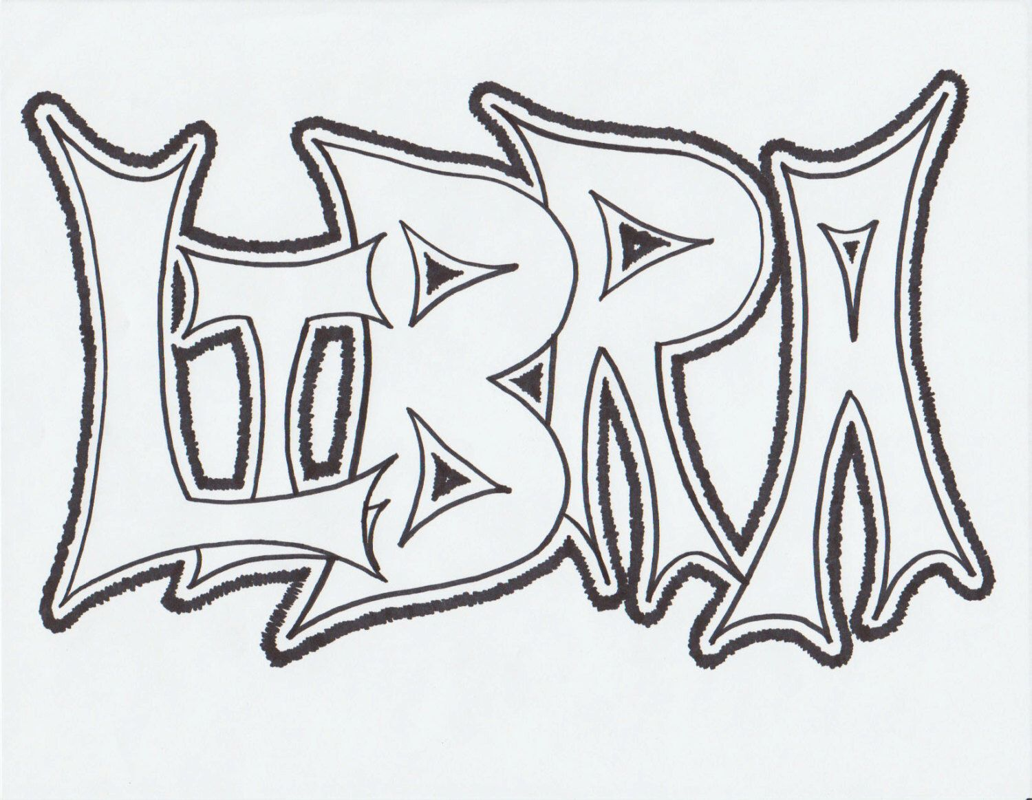 libra horoscope coloring page zodiac graffiti art adult color page downloadable coloring pages therapy by hapleggrafitti