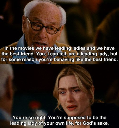 Plus Like I Mentioned Earlier There Was A Cute Old Man Who Was So Wise And Young Person Old Per Old Movie Quotes Favorite Movie Quotes Best Movie Quotes