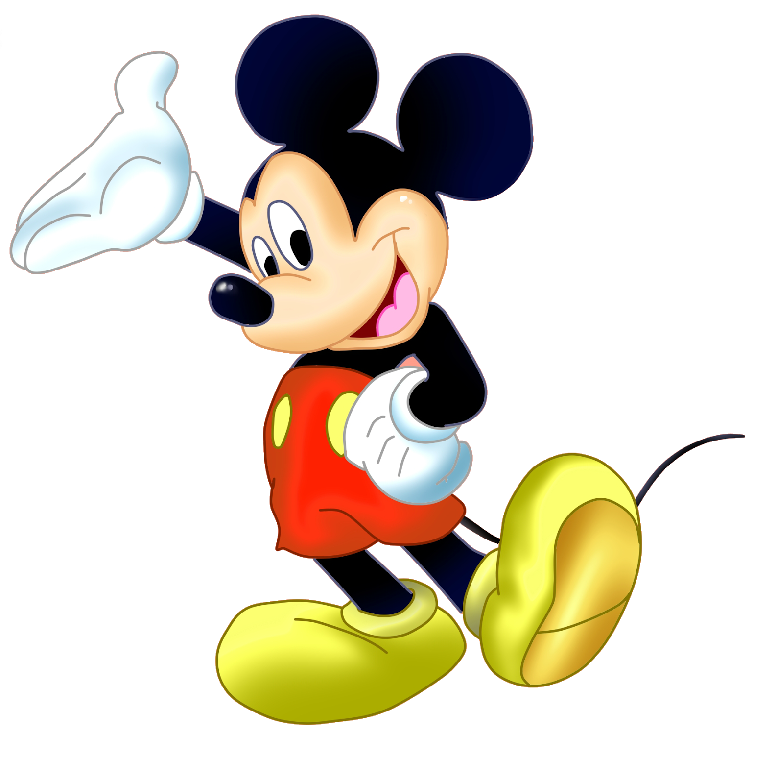 Disney\'s Mickey Mouse is The Best Cartoon Character in The World ...