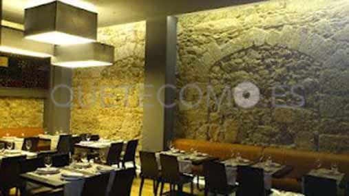 Qué cocina tradicional gallega, nos aguarda en el restaurante vinoteca De Market en A Coruña?..
