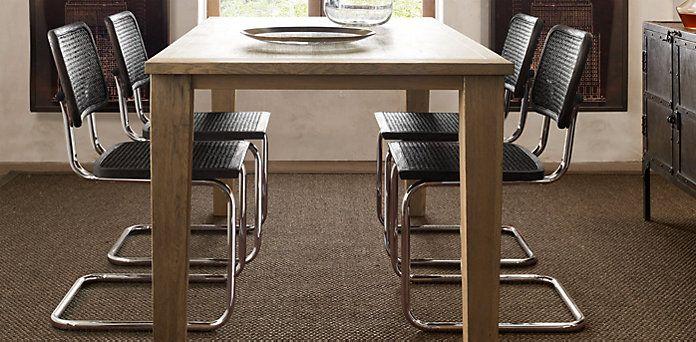 Chairs | Restoration Hardware BAUHAUS CHAIRS
