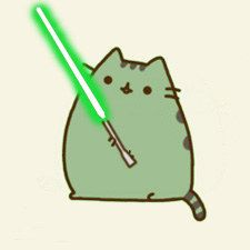 Star Wars Pushteen Cat Dessins Jeux Video Anime Pinterest