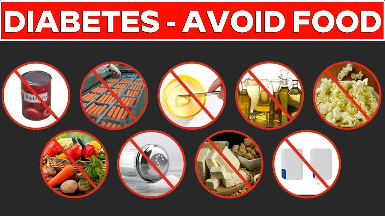 10 Dangerous Foods Diabetics Should Avoid 10 Worst Foods For