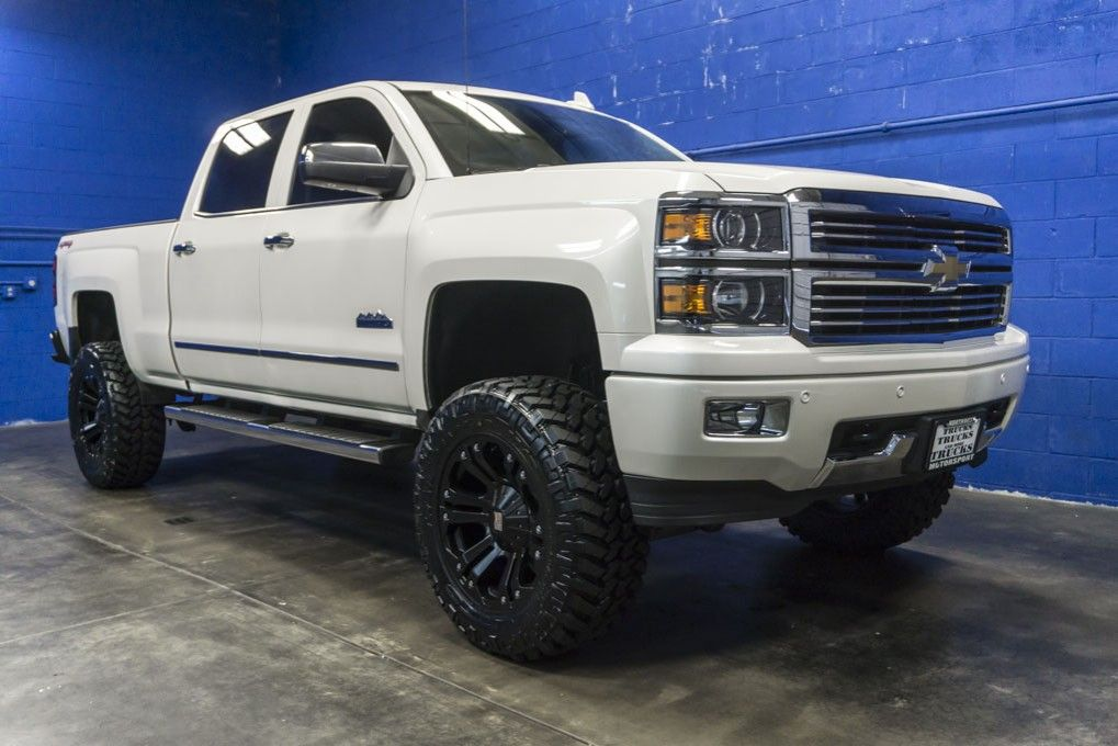 2015 Chevrolet Silverado High Country 4x4 ℛℰ I ℕnℰd By Averson