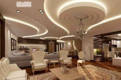 POP design for false ceiling for living room hall POP roof ...