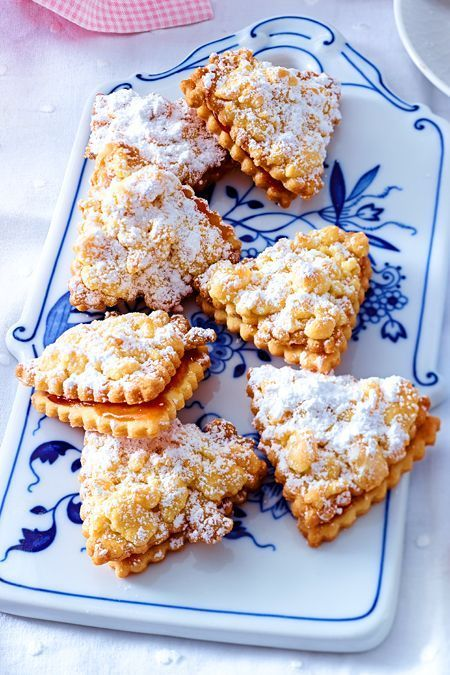 Photo of Crumble Cookies (Friesian Sails) Recipe | DELICIOUS